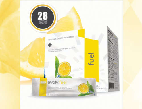 Evolve Fuel for Your Health