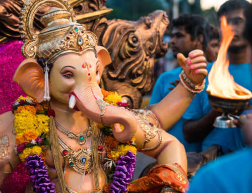 Ganesha Guides Us to Overcome Obstacles